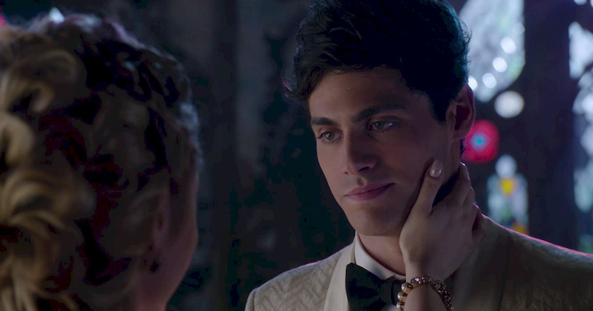 Shadowhunters - A Malecsplosion: The Most Amazing, Magical, Romantic Moments From Episode 12! - 1029