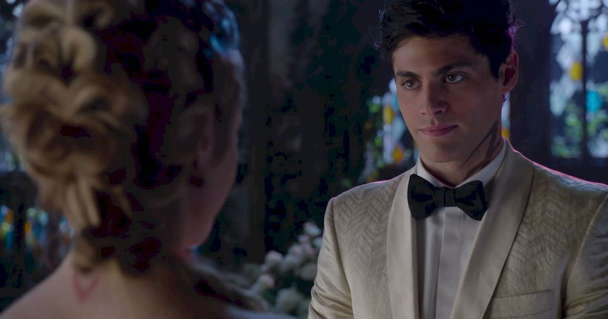 Shadowhunters - A Malecsplosion: The Most Amazing, Magical, Romantic Moments From Episode 12! - 1024