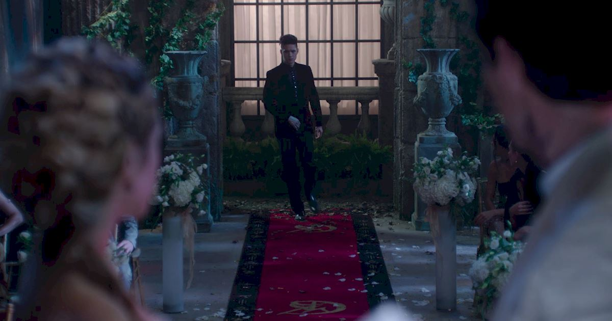 Shadowhunters - A Malecsplosion: The Most Amazing, Magical, Romantic Moments From Episode 12! - 1026