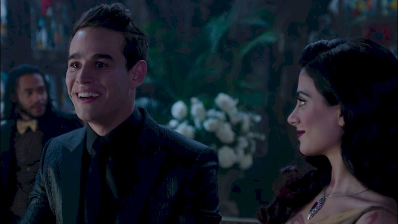 Shadowhunters - [POLL] Who Had The Best Reaction To Malec's First Kiss? - Thumb
