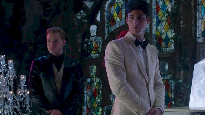Shadowhunters - Live! Now! Big Malec Night! Watch-a-long with the cast and writers! - Thumb