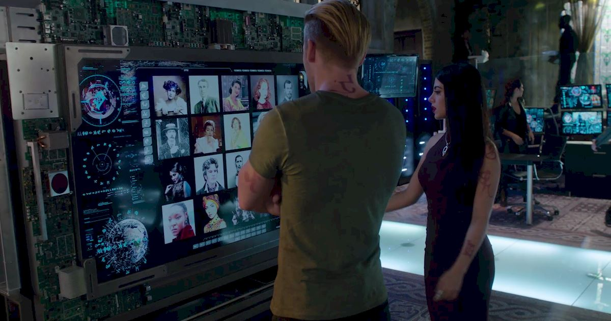 Shadowhunters - 50 Moments You Might Have Missed From Episode 12: Malec! - 1002