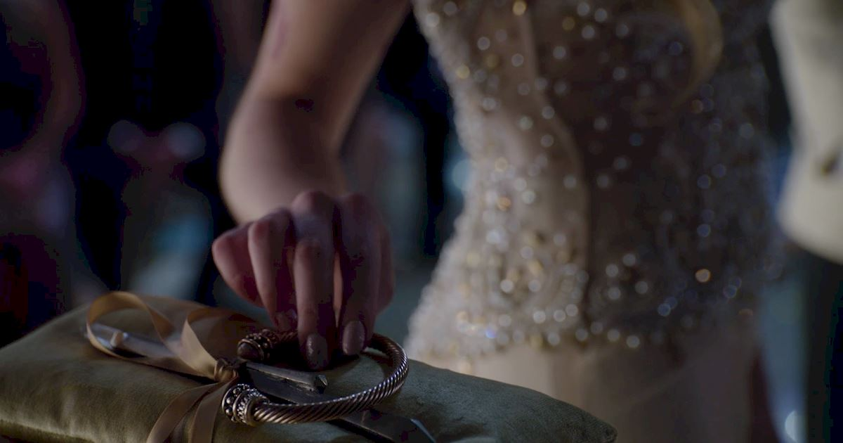 Shadowhunters - 22 Reasons Why Lydia Is The Perfect Bride! - 1013