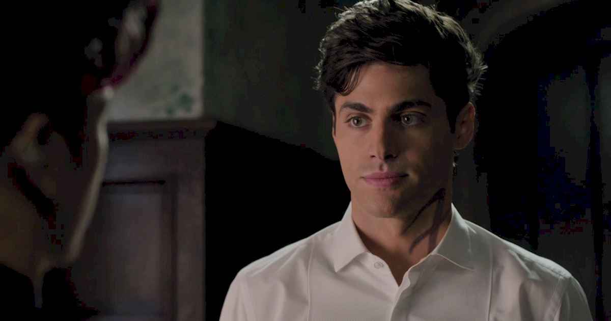 Shadowhunters - Finale Sneak Peak: Are Malec In Trouble Already?! - 1008