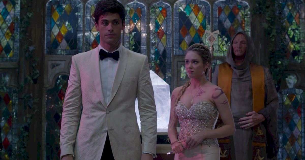 Shadowhunters - 50 Moments You Might Have Missed From Episode 12: Malec! - 1041