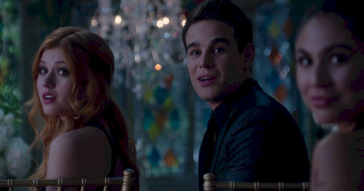 Shadowhunters - 50 Moments You Might Have Missed From Episode 12: Malec! - 1039