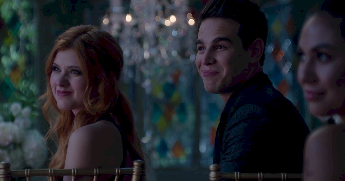 Shadowhunters - 50 Moments You Might Have Missed From Episode 12: Malec! - 1037