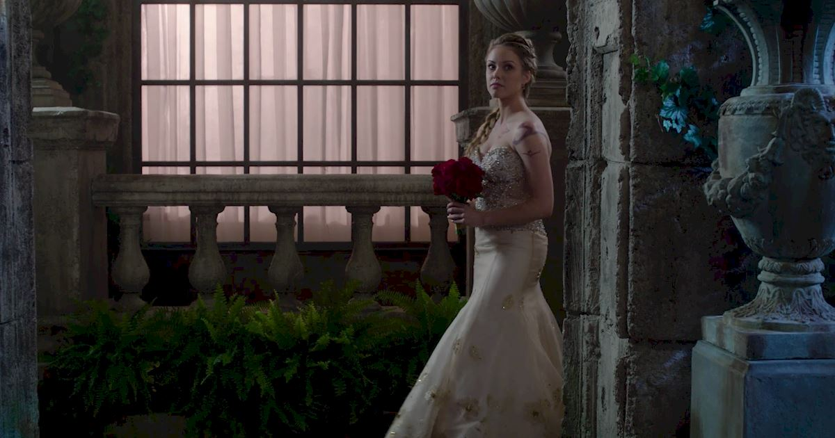 Shadowhunters - 22 Reasons Why Lydia Is The Perfect Bride! - 1011