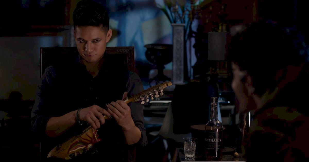 Shadowhunters - 50 Moments You Might Have Missed From Episode 12: Malec! - 1035