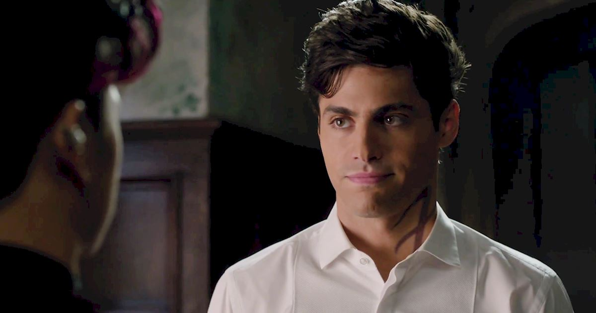 Shadowhunters - Finale Sneak Peak: Are Malec In Trouble Already?! - 1010
