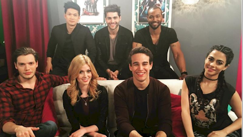 Shadowhunters - Social Round-Up: Are You Ready For The Season Finale? The Cast Definitely Are! - Thumb