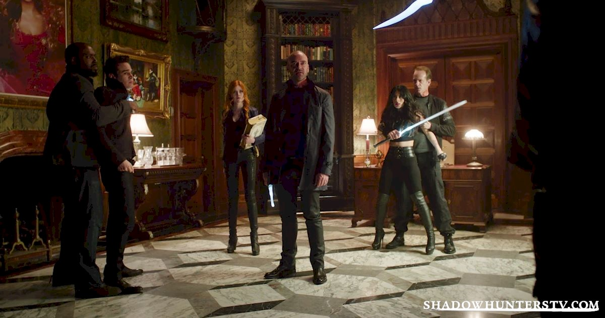 Shadowhunters - 37 Unbelievable Things We Learned In The Shocking Season Finale! - 1033