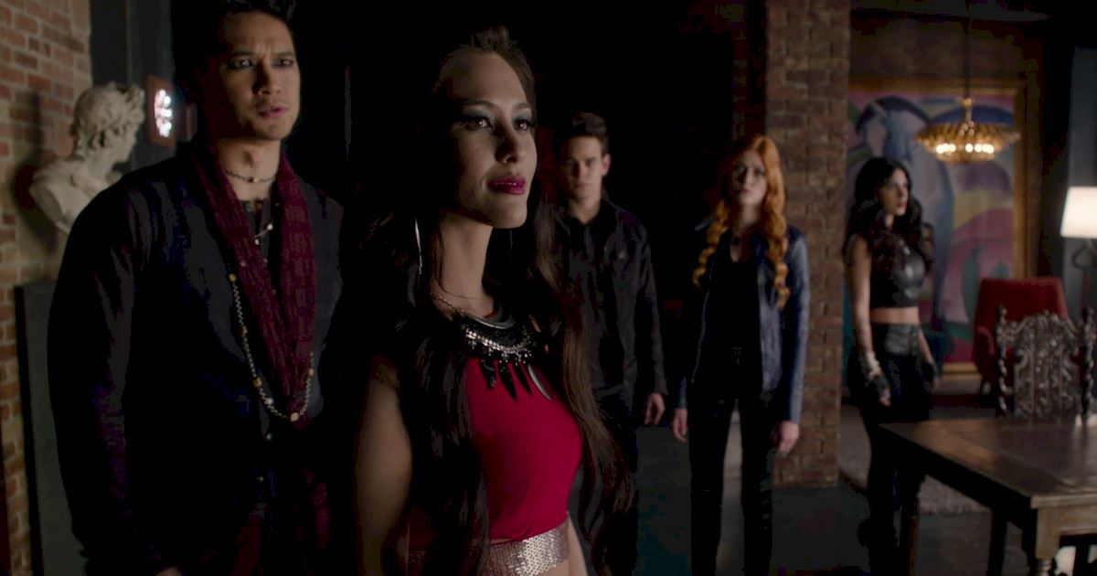 Shadowhunters - Season Finale Official Recap: Jace Has Joined Forces With Valentine!?! - 1015