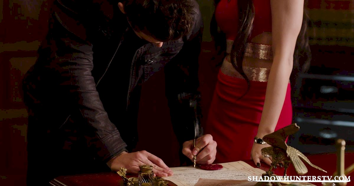 Shadowhunters - 37 Unbelievable Things We Learned In The Shocking Season Finale! - 1027