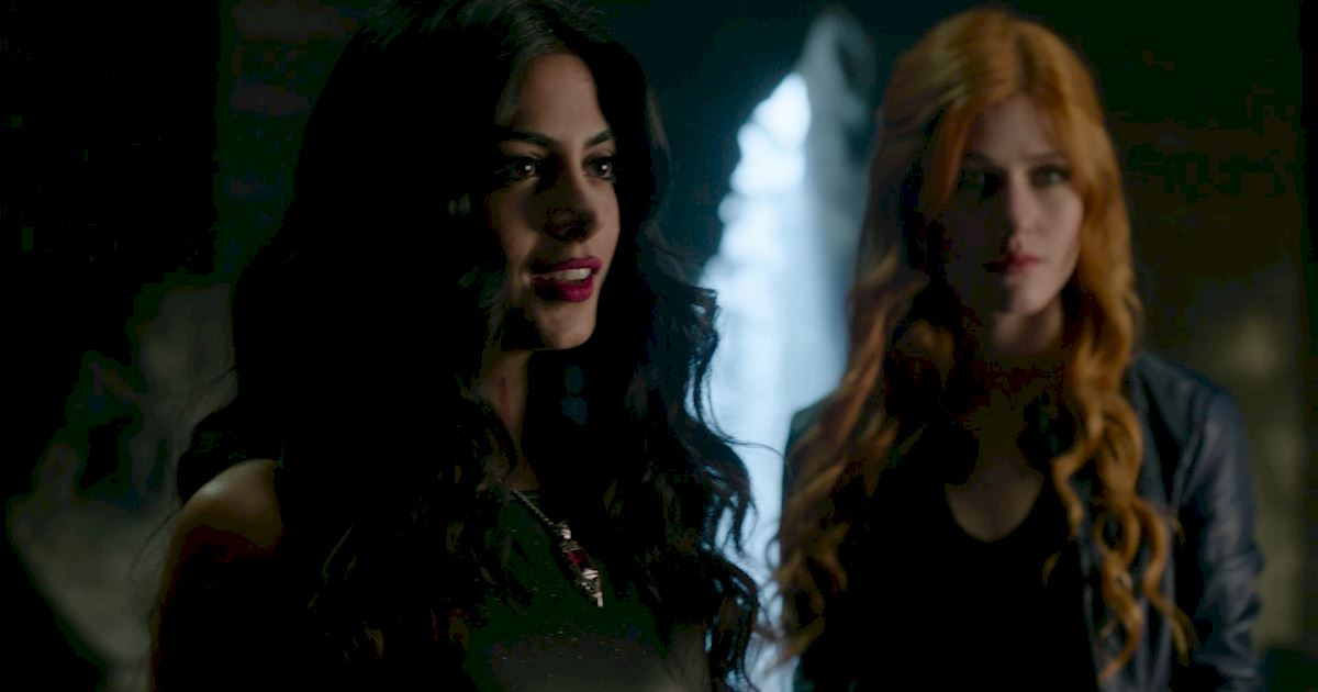 Shadowhunters - Season Finale Official Recap: Jace Has Joined Forces With Valentine!?! - 1014