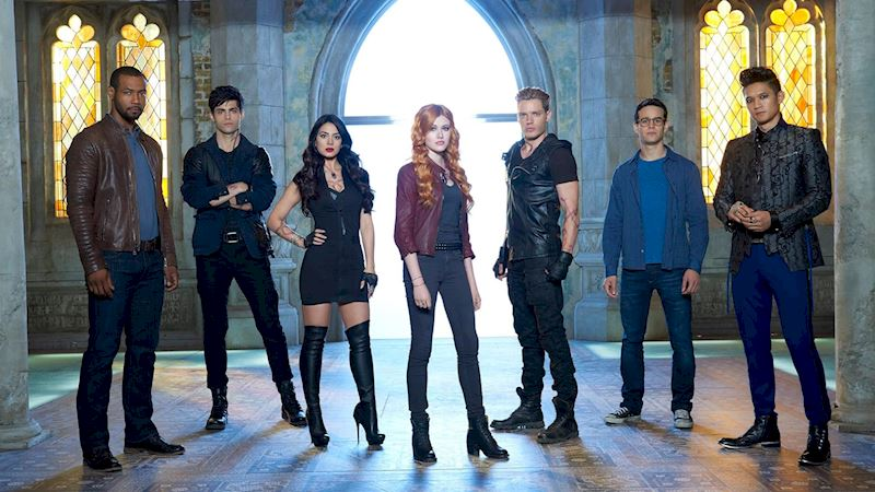 Shadowhunters - #ShadowhuntersxStitchers: Talk To The Casts Of Shadowhunters & Stitchers Live Today! - Thumb