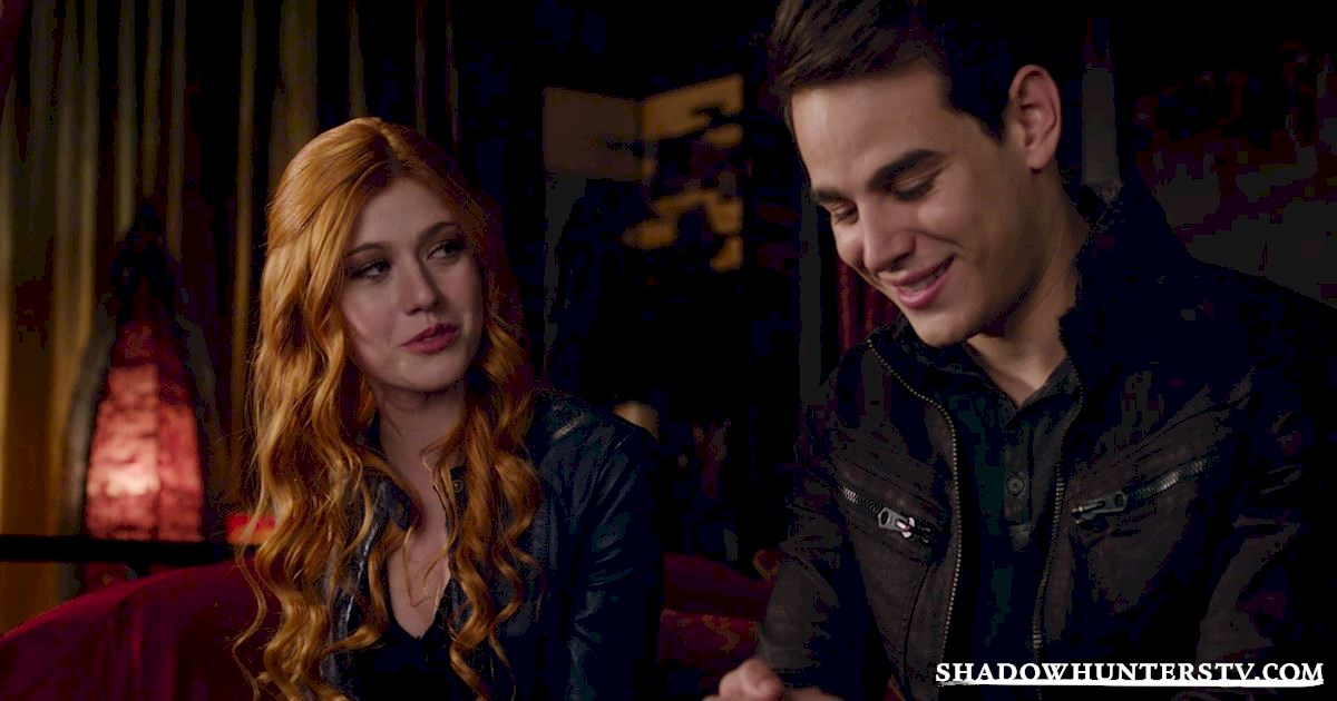 Shadowhunters - 40 Moments You Might Have Missed From The Season One Finale! - 1028