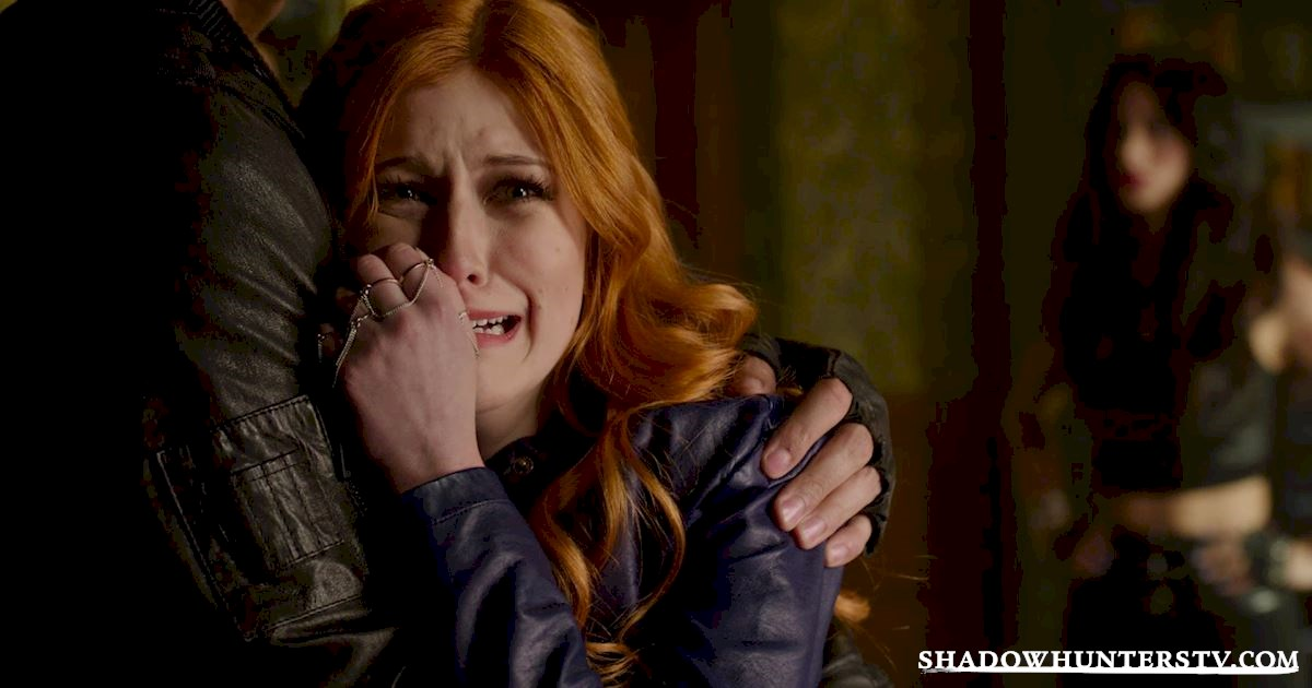 Shadowhunters - 40 Moments You Might Have Missed From The Season One Finale! - 1037