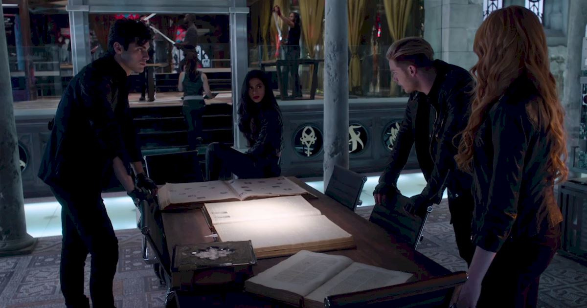 Shadowhunters - 45 Reasons Why The Institute Would Be The Best Place To Live Ever! - 1012
