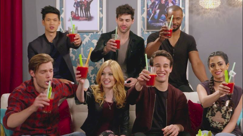 "Shadowhunters - The 10 Best Moments Of The ""Superfan: Shadowhunters"" Interview!  - Thumb"
