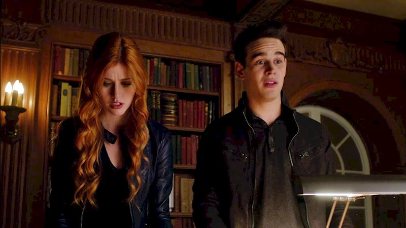 Shadowhunters - 40 Moments You Might Have Missed From The Season One Finale! - Thumb