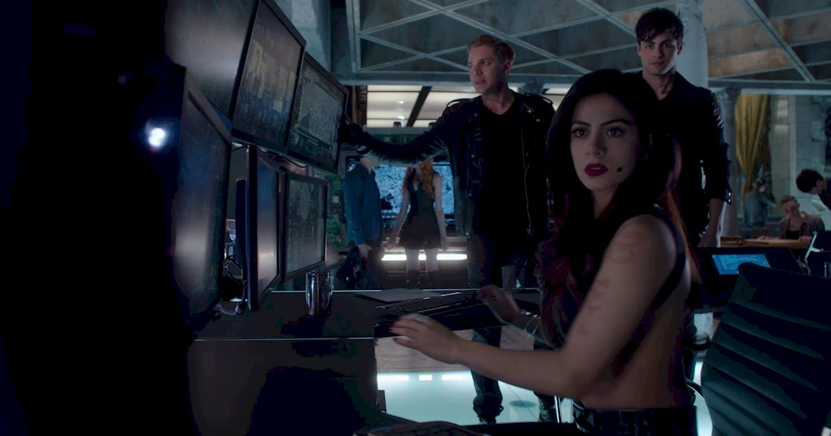 Shadowhunters - 45 Reasons Why The Institute Would Be The Best Place To Live Ever! - 1006