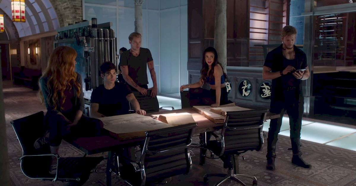 Shadowhunters - 45 Reasons Why The Institute Would Be The Best Place To Live Ever! - 1016