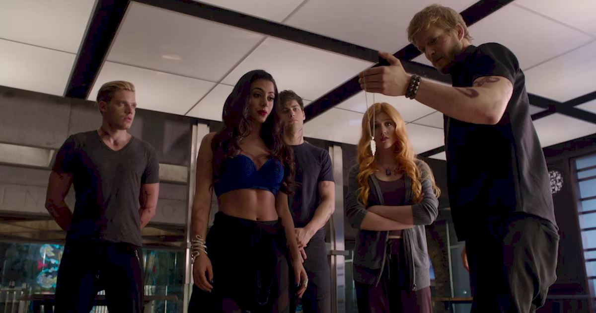 Shadowhunters - 45 Reasons Why The Institute Would Be The Best Place To Live Ever! - 1018
