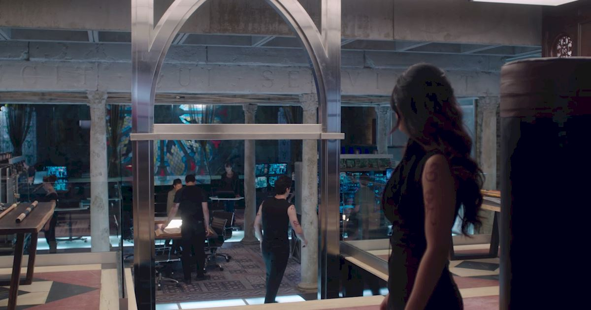 Shadowhunters - 45 Reasons Why The Institute Would Be The Best Place To Live Ever! - 1024