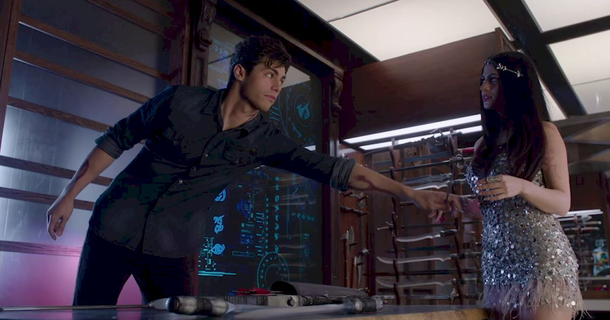 Shadowhunters - 45 Reasons Why The Institute Would Be The Best Place To Live Ever! - 1005