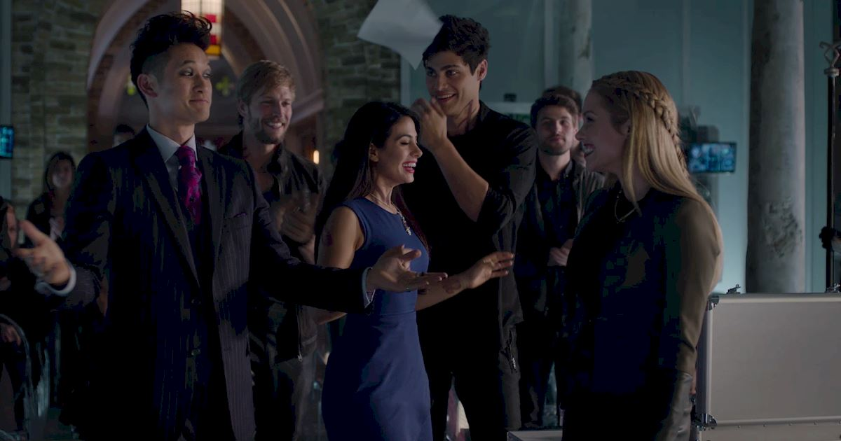 Shadowhunters - 45 Reasons Why The Institute Would Be The Best Place To Live Ever! - 1039