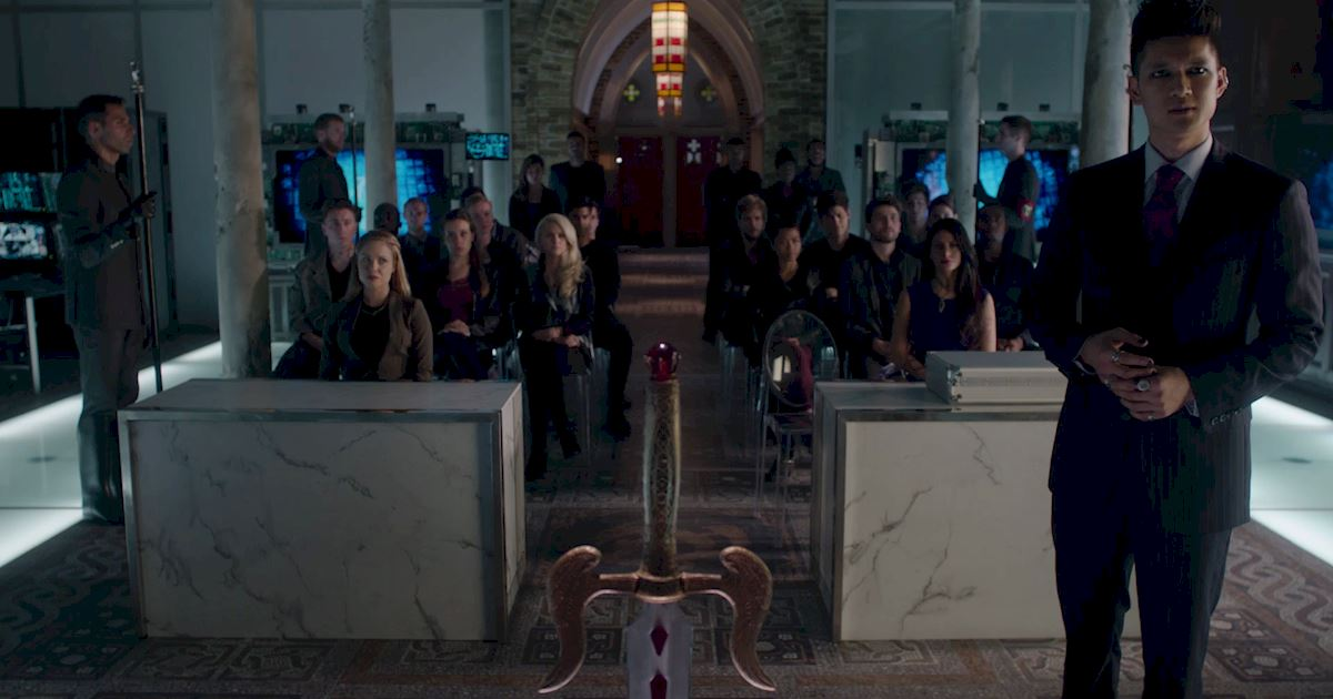 Shadowhunters - 45 Reasons Why The Institute Would Be The Best Place To Live Ever! - 1040