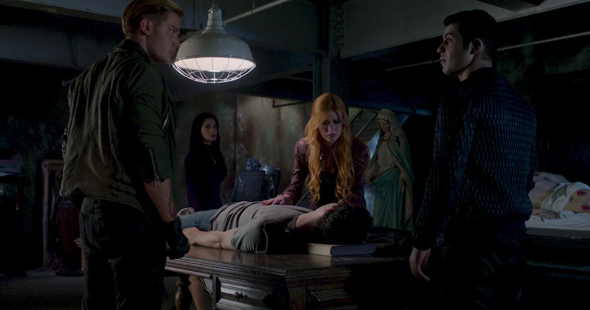 Shadowhunters - 45 Reasons Why The Institute Would Be The Best Place To Live Ever! - 1029