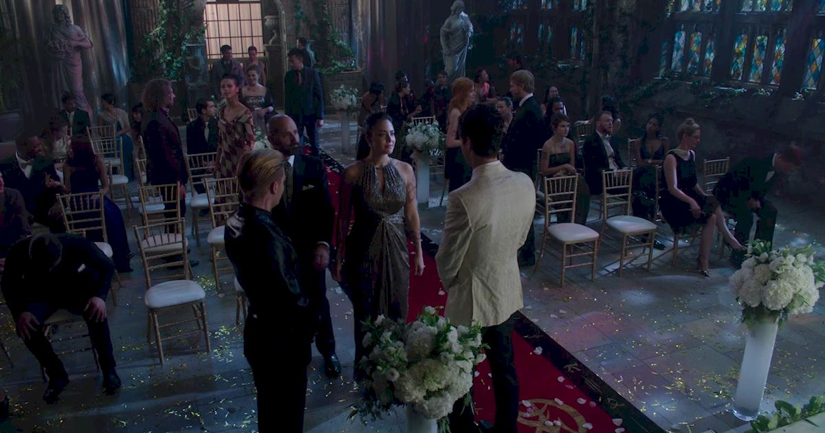 Shadowhunters - 45 Reasons Why The Institute Would Be The Best Place To Live Ever! - 1042