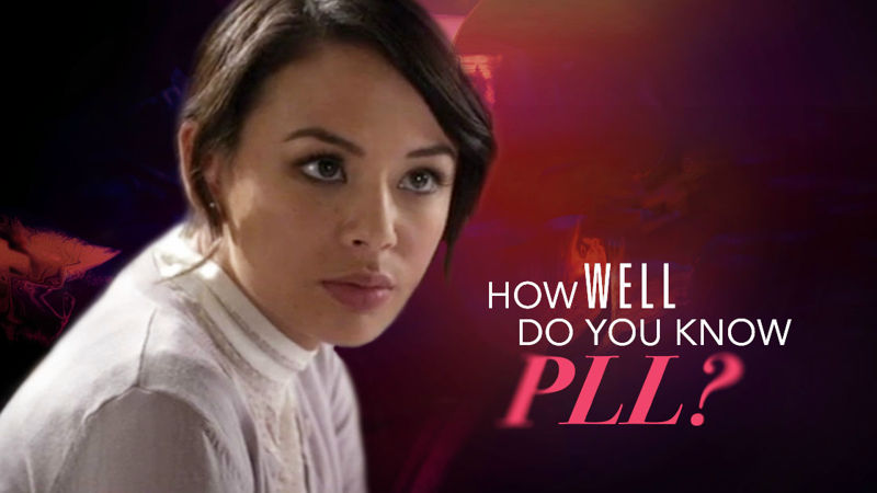 Pretty Little Liars - How Well Do You Know PLL? Find Out With This Episode 63 Quiz!  - Thumb