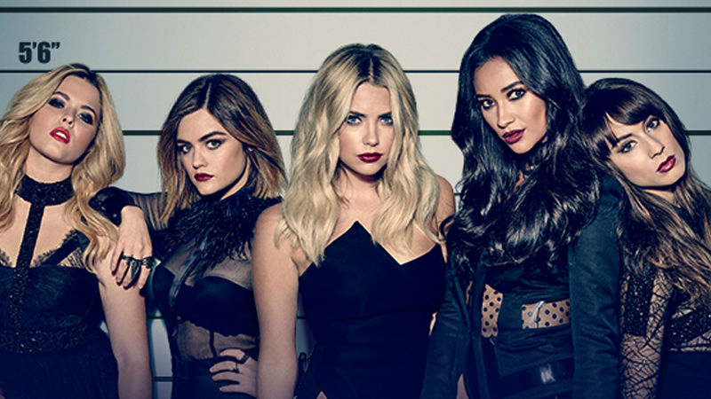Pretty Little Liars - Welcome To The New (And Amazing) Pretty Little Liars Website! - Thumb