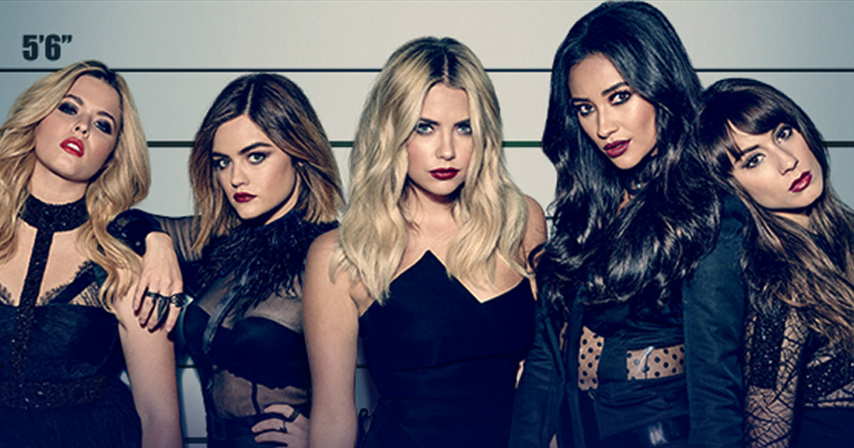 Pretty Little Liars - Welcome To The New (And Amazing) Pretty Little Liars Website! - 1001
