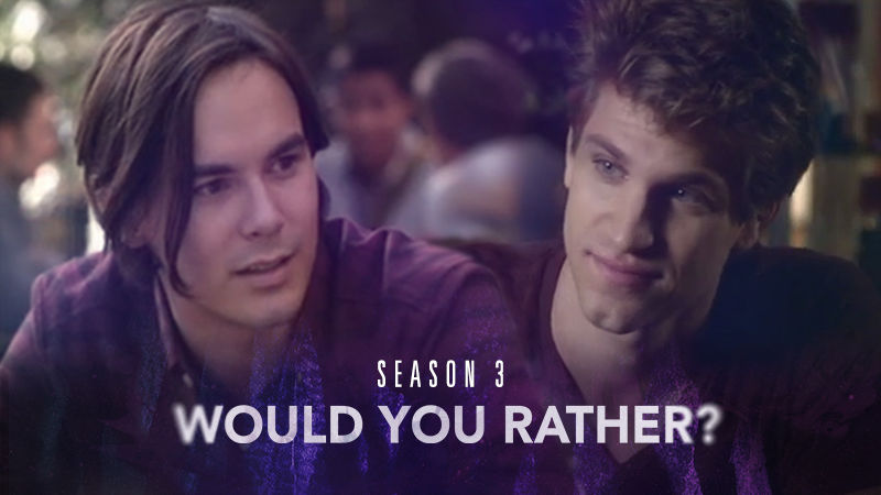 "Pretty Little Liars - Are You Ready For The PLL Season 3 Edition Of ""Would You Rather""? Try It Now! - Thumb"
