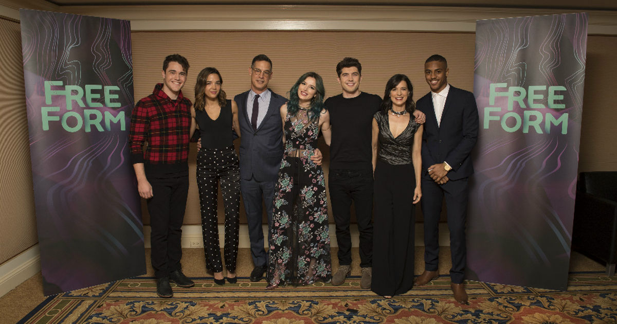 Famous in Love - Catch Up With Everything That Went Down On The FIL Cast's TCA Panel! - 1002
