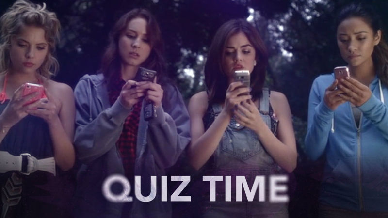 Pretty Little Liars - Can You Remember Every Little Detail Of Episode 48 Of PLL? - Thumb