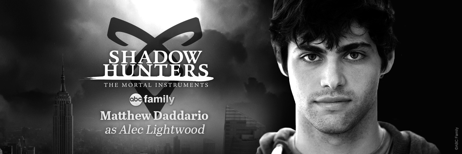 Shadowhunters - Shadowhunters Twitter Headers to upload to your account - 1002