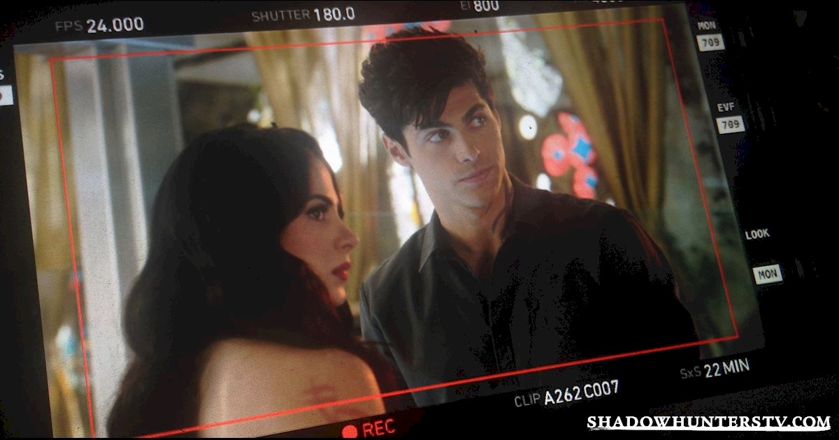Shadowhunters - [EXCLUSIVE PHOTOS] The Lightwoods!  - 1005