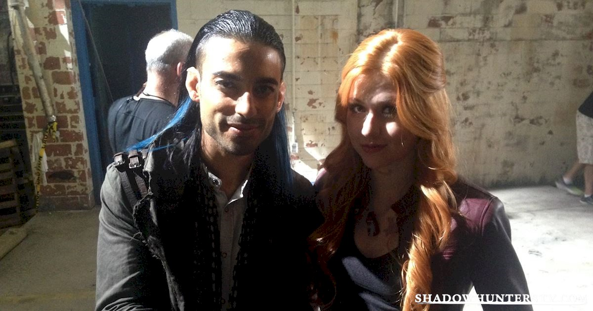 Shadowhunters - I'm New Here: What's a Downworlder?  - 1008