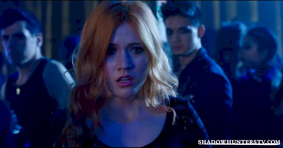 Shadowhunters - [EXCLUSIVE PHOTOS] Shadowhunters On Camera and Off  - 1009