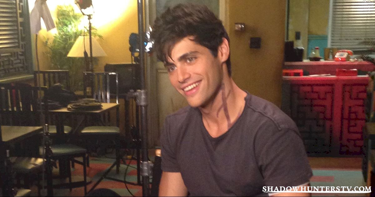 Shadowhunters - [EXCLUSIVE PHOTOS] 10 Times We Fell In Love With the Dudes from Shadowhunters - 1006