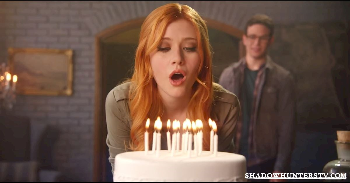 Shadowhunters - 10 Signs Your BFF Is The Simon To Your Clary - 1009