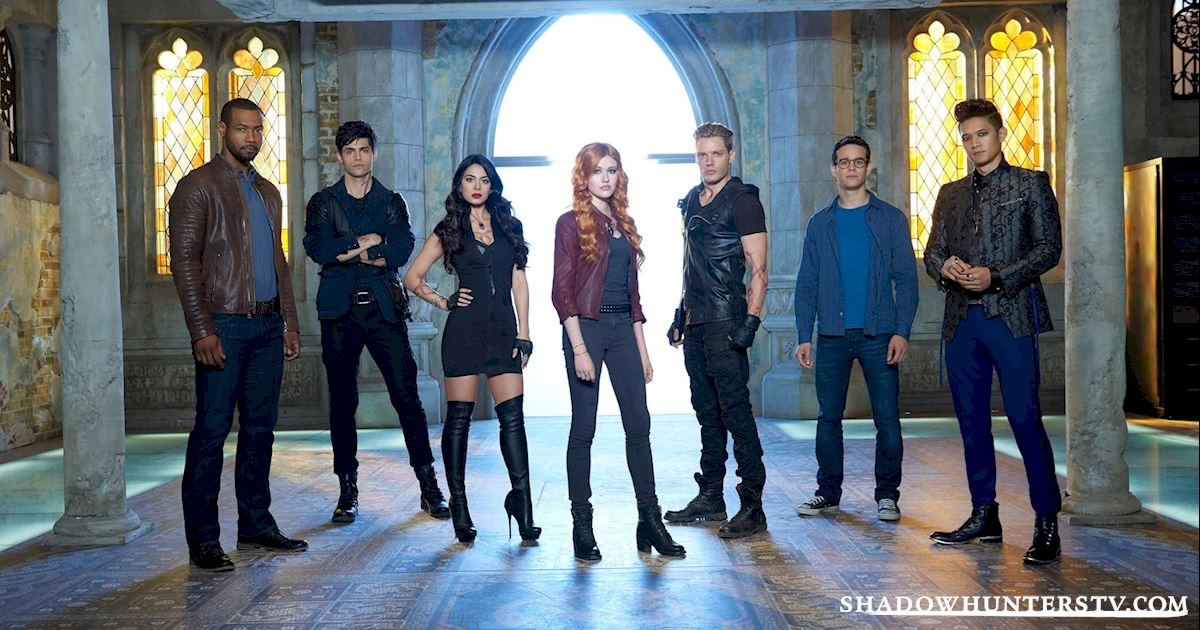 Shadowhunters - Superfan Survey: Unleash Your Inner Downworlder! - 1002