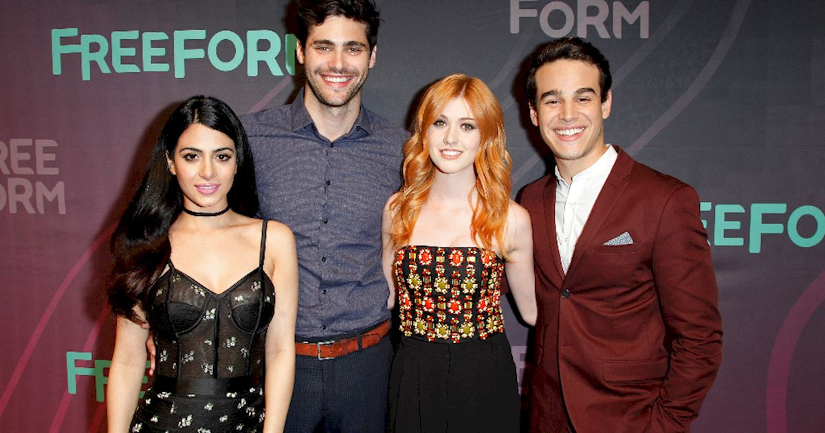 Shadowhunters - The Shadowhunters Cast Were Reunited At The Freeform Upfronts! - 1003