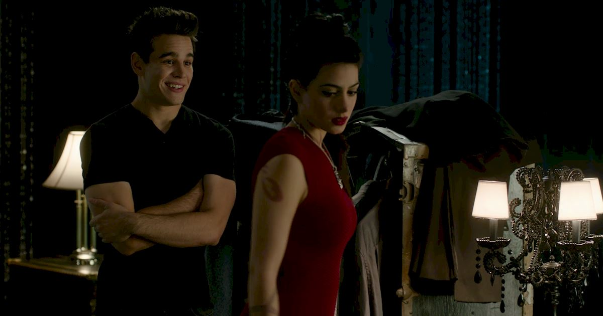 Shadowhunters - 60 Times Izzy And Alec Were Sibling Goals! - 1051