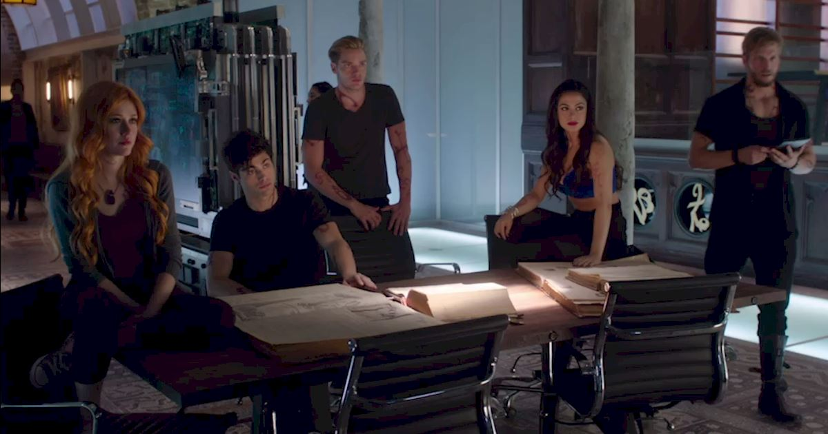 Shadowhunters - What If The Shadow World Was Like High School? - 1006